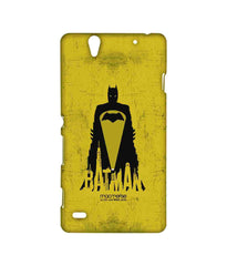 Batman Dawn of Justice Batman Bat Signal Sublime Case for Sony Xperia C4