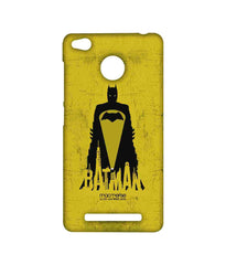 Batman Dawn of Justice Batman Bat Signal Sublime Case for Xiaomi Redmi 3S Prime