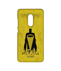 Batman Dawn of Justice Batman Bat Signal Sublime Case for Xiaomi Redmi Note 4