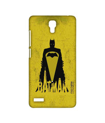 Batman Dawn of Justice Batman Bat Signal Sublime Case for Xiaomi Redmi Note Prime