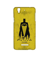 Batman Dawn of Justice Batman Bat Signal Sublime Case for YU Yureka Plus