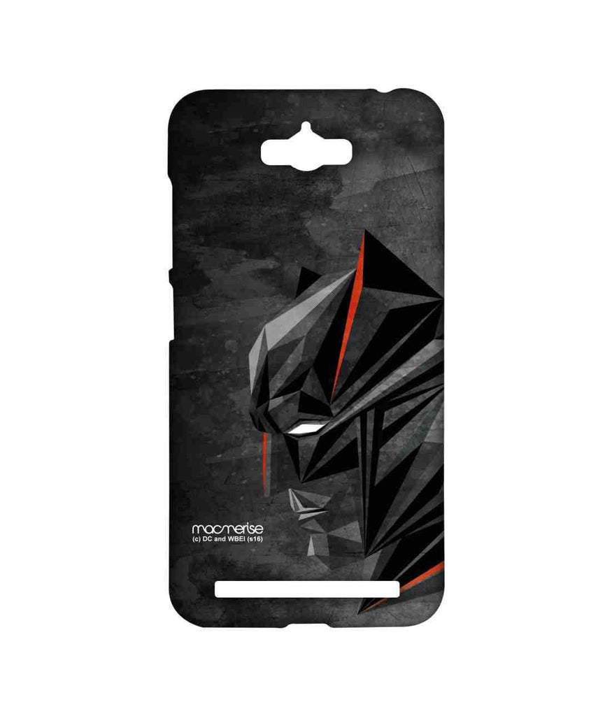 Batman Dawn of Justice Batman Geometric Sublime Case for Asus Zenfone Max