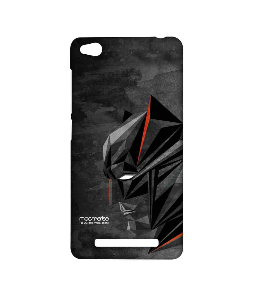 Batman Dawn of Justice Batman Geometric Sublime Case for Xiaomi Redmi 3S