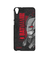 Batman Dawn of Justice Batman Mech Suit Sublime Case for HTC Desire 820
