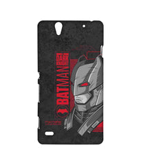 Batman Dawn of Justice Batman Mech Suit Sublime Case for Sony Xperia C4