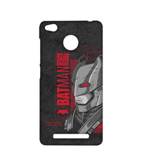 Batman Dawn of Justice Batman Mech Suit Sublime Case for Xiaomi Redmi 3S Prime