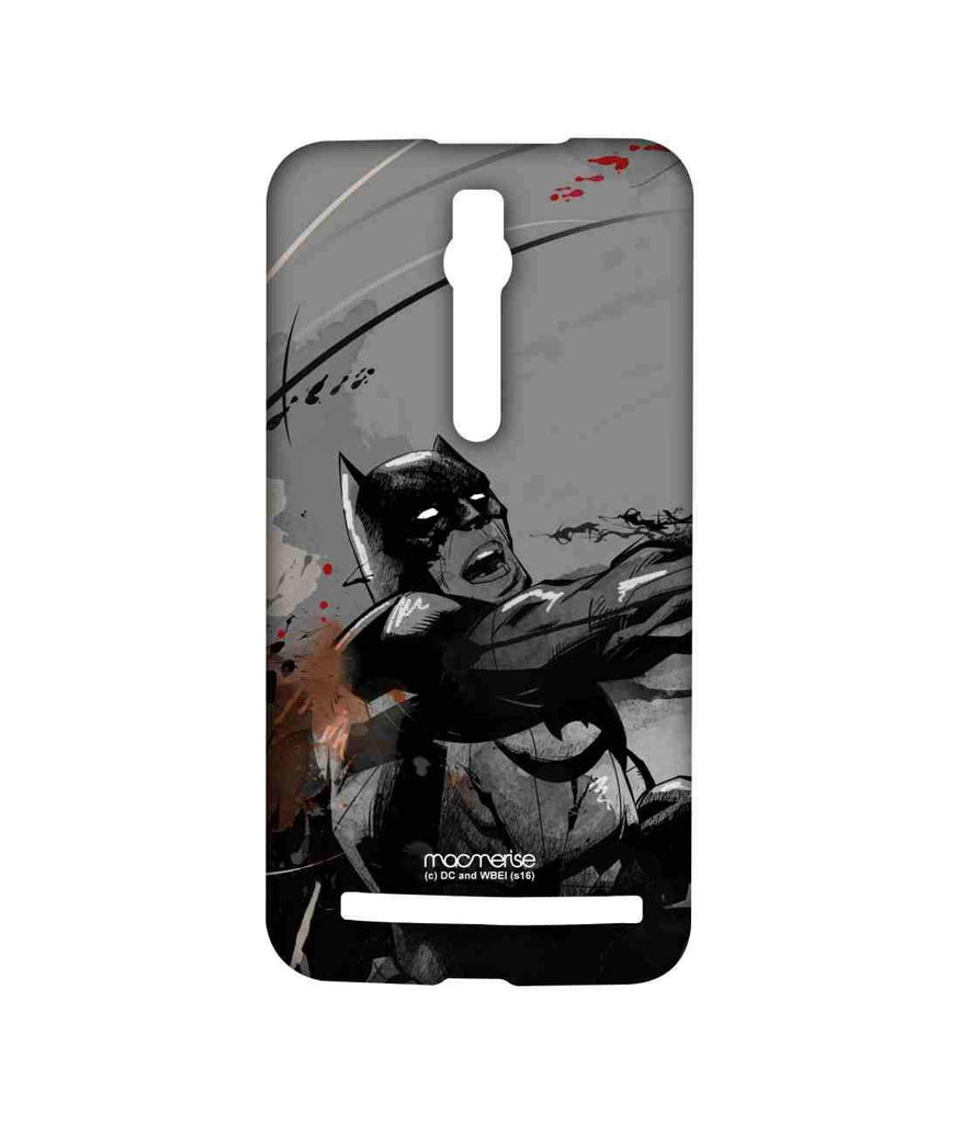 Batman Dawn of Justice Batman Sketched Sublime Case for Asus Zenfone 2
