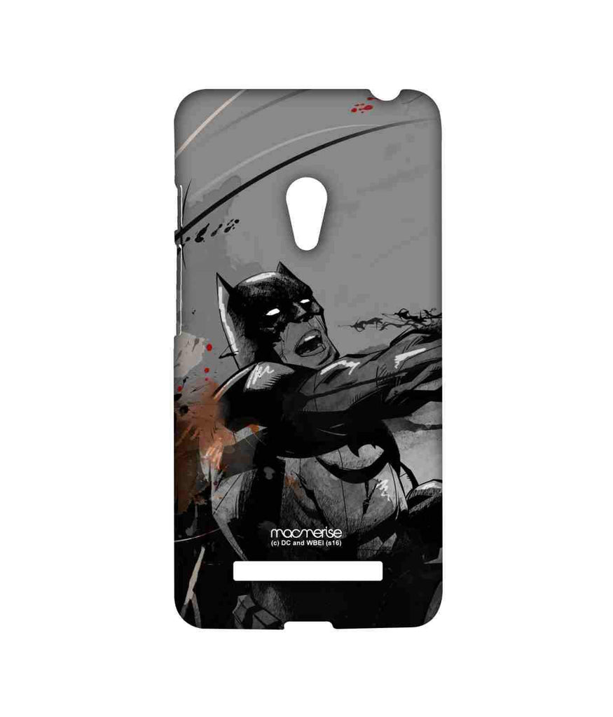 Batman Dawn of Justice Batman Sketched Sublime Case for Asus Zenfone 5