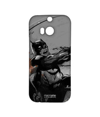 Batman Dawn of Justice Batman Sketched Sublime Case for HTC One M8
