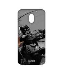 Batman Dawn of Justice Batman Sketched Sublime Case for Moto E3 Power