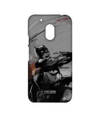 Batman Dawn of Justice Batman Sketched Sublime Case for Moto G4 Play