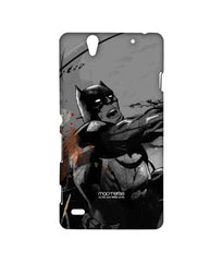 Batman Dawn of Justice Batman Sketched Sublime Case for Sony Xperia C4