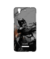 Batman Dawn of Justice Batman Sketched Sublime Case for YU Yureka Plus
