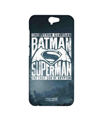Batman Dawn of Justice Batman Superman Gotham vs. Krypton Blue Sublime Case for HTC One A9