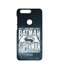 Batman Dawn of Justice Batman Superman Gotham vs. Krypton Blue Sublime Case for Huawei Honor 8