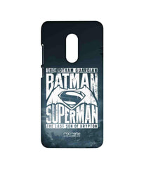 Batman Dawn of Justice Batman Superman Gotham vs. Krypton Blue Sublime Case for Xiaomi Redmi Note 4