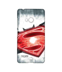 Batman Dawn of Justice Batman Superman Legends Will Collide Sublime Case for Microsoft Lumia 540
