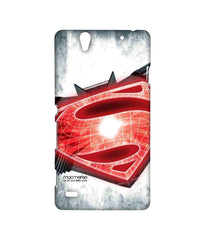 Batman Dawn of Justice Batman Superman Legends Will Collide Sublime Case for Sony Xperia C4