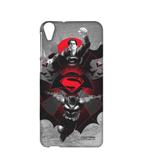 Batman Dawn of Justice Batman Superman Rise for Glory Sublime Case for HTC Desire 820