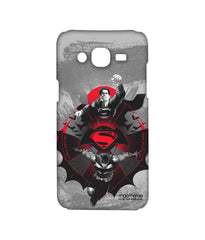 Batman Dawn of Justice Batman Superman Rise for Glory Sublime Case for Samsung On7