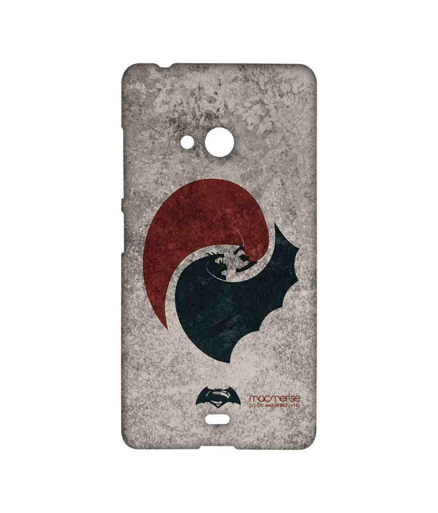 Batman Dawn of Justice Batman Superman Super Round Up Sublime Case for Microsoft Lumia 540