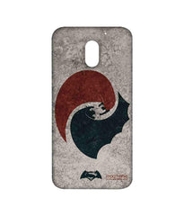 Batman Dawn of Justice Batman Superman Super Round Up Sublime Case for Moto E3 Power