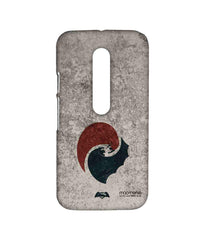 Batman Dawn of Justice Batman Superman Super Round Up Sublime Case for Moto G Turbo