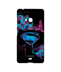 Batman Dawn of Justice Batman Superman Wonder Woman The Epic Trio Sublime Case for Microsoft Lumia 540