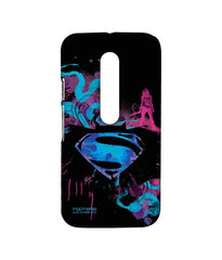 Batman Dawn of Justice Batman Superman Wonder Woman The Epic Trio Sublime Case for Moto G Turbo