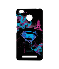 Batman Dawn of Justice Batman Superman Wonder Woman The Epic Trio Sublime Case for Xiaomi Redmi 3S Prime