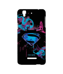 Batman Dawn of Justice Batman Superman Wonder Woman The Epic Trio Sublime Case for YU Yureka Plus