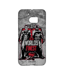 Batman Dawn of Justice Batman Superman Worlds Finest Sublime Case for HTC 10