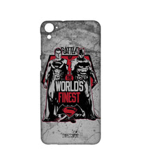 Batman Dawn of Justice Batman Superman Worlds Finest Sublime Case for HTC Desire 826