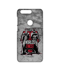 Batman Dawn of Justice Batman Superman Worlds Finest Sublime Case for Huawei Honor 8