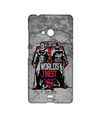 Batman Dawn of Justice Batman Superman Worlds Finest Sublime Case for Microsoft Lumia 540