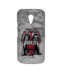 Batman Dawn of Justice Batman Superman Worlds Finest Sublime Case for Moto G2