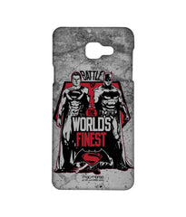 Batman Dawn of Justice Batman Superman Worlds Finest Sublime Case for Samsung A5 (2016)