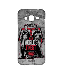 Batman Dawn of Justice Batman Superman Worlds Finest Sublime Case for Samsung J3 (2016)