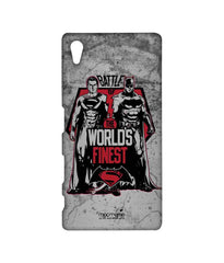 Batman Dawn of Justice Batman Superman Worlds Finest Sublime Case for Sony Xperia Z5