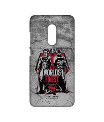 Batman Dawn of Justice Batman Superman Worlds Finest Sublime Case for Xiaomi Redmi Note 4