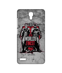 Batman Dawn of Justice Batman Superman Worlds Finest Sublime Case for Xiaomi Redmi Note Prime
