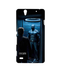 Batman Dawn of Justice Batman The Bat Suit Sublime Case for Sony Xperia C4