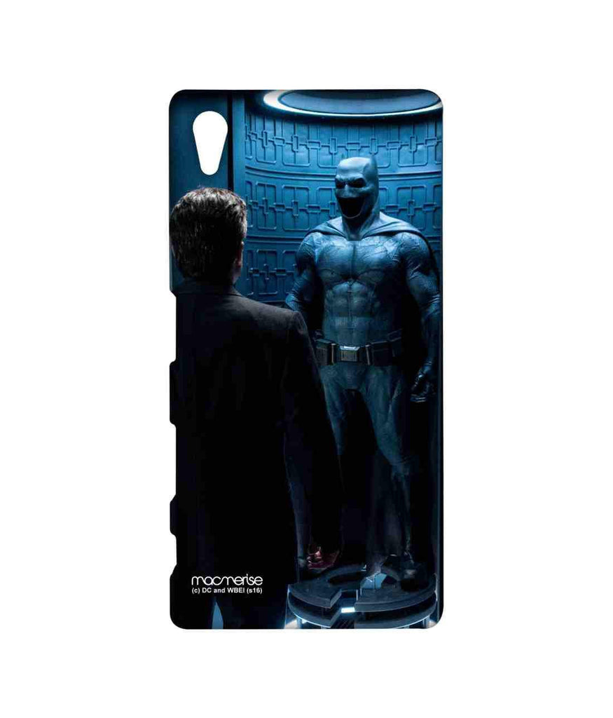 Batman Dawn of Justice Batman The Bat Suit Sublime Case for Sony Xperia Z5