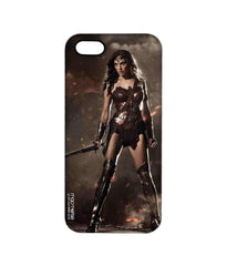 Batman Dawn of Justice Lethal Wonder Woman Pro Case for iPhone 5/5S