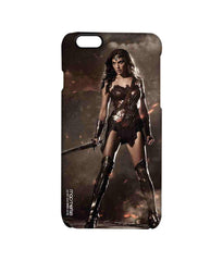 Batman Dawn of Justice Lethal Wonder Woman Pro Case for iPhone 6S