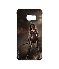 Batman Dawn of Justice Lethal Wonder Woman Pro Case for Samsung S6 Edge