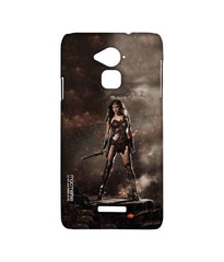Batman Dawn of Justice Lethal Wonder Woman Sublime Case for Coolpad Note 3