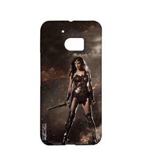 Batman Dawn of Justice Lethal Wonder Woman Sublime Case for HTC 10