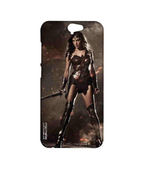 Batman Dawn of Justice Lethal Wonder Woman Sublime Case for HTC One A9