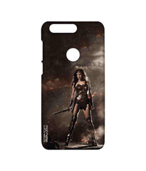 Batman Dawn of Justice Lethal Wonder Woman Sublime Case for Huawei Honor 8